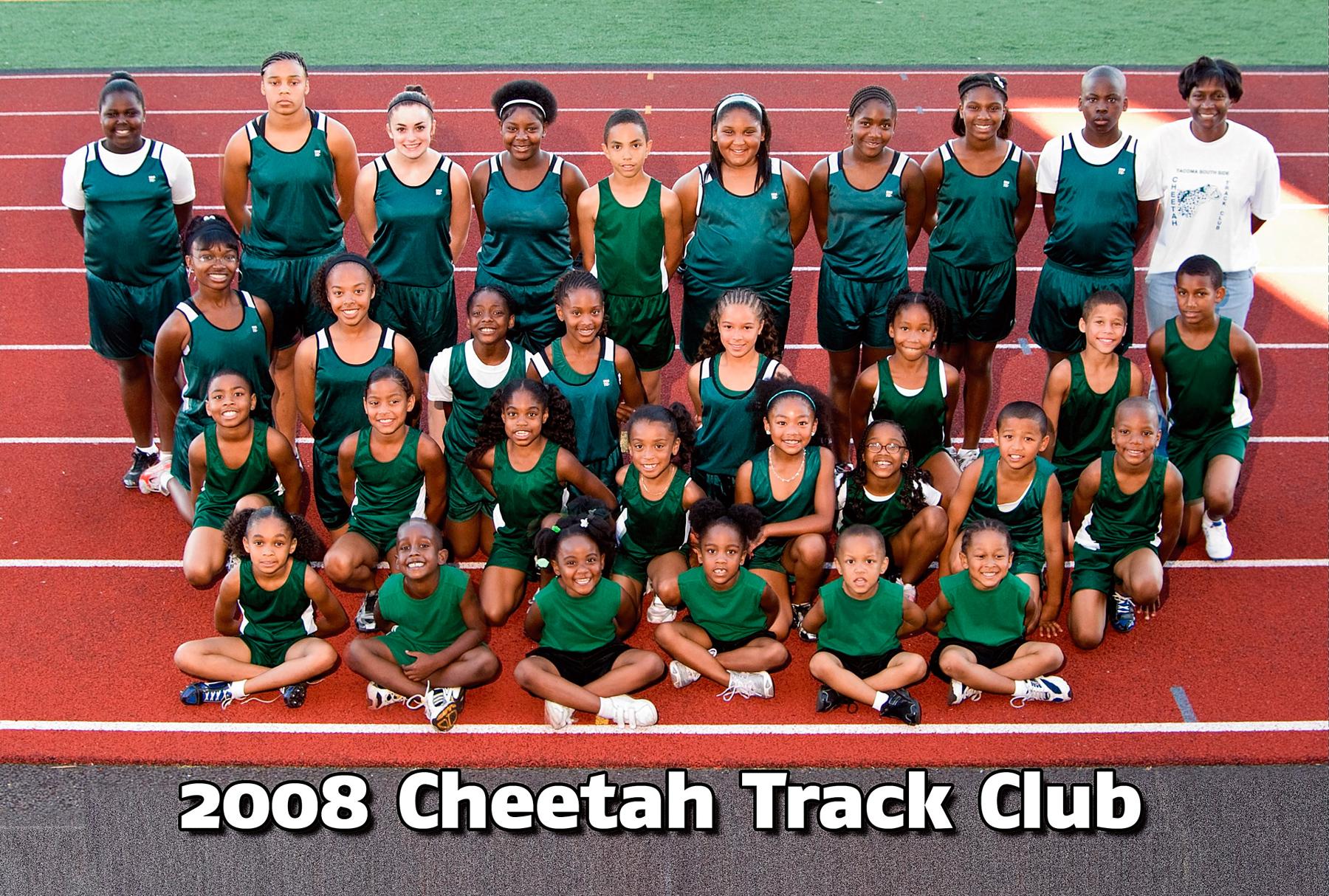 2008 Team Photo