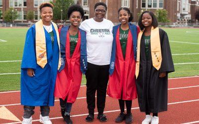 2018 Congratulations Cheetah grads